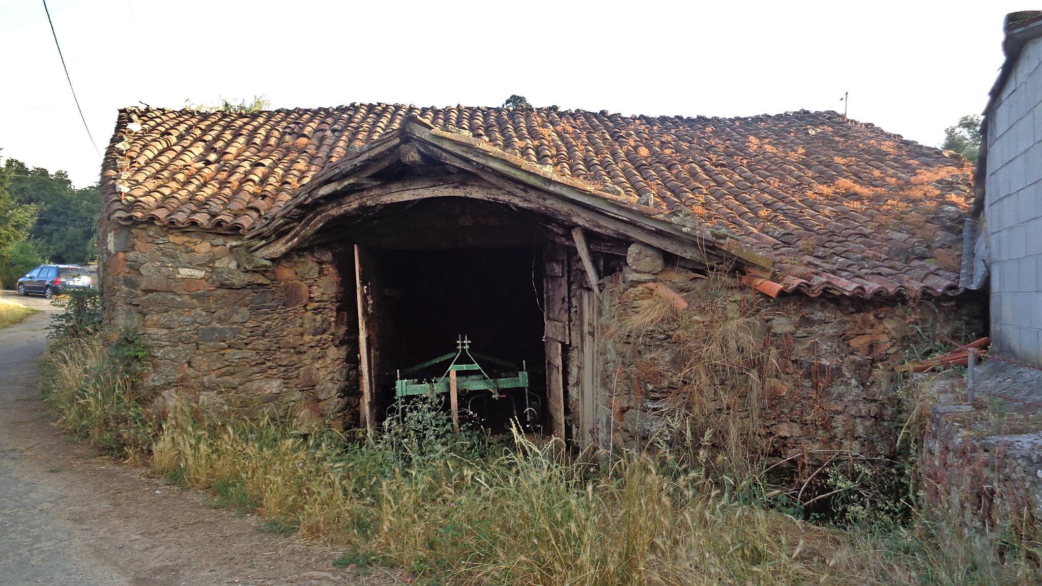 Casa con Archete no Casal de Campos