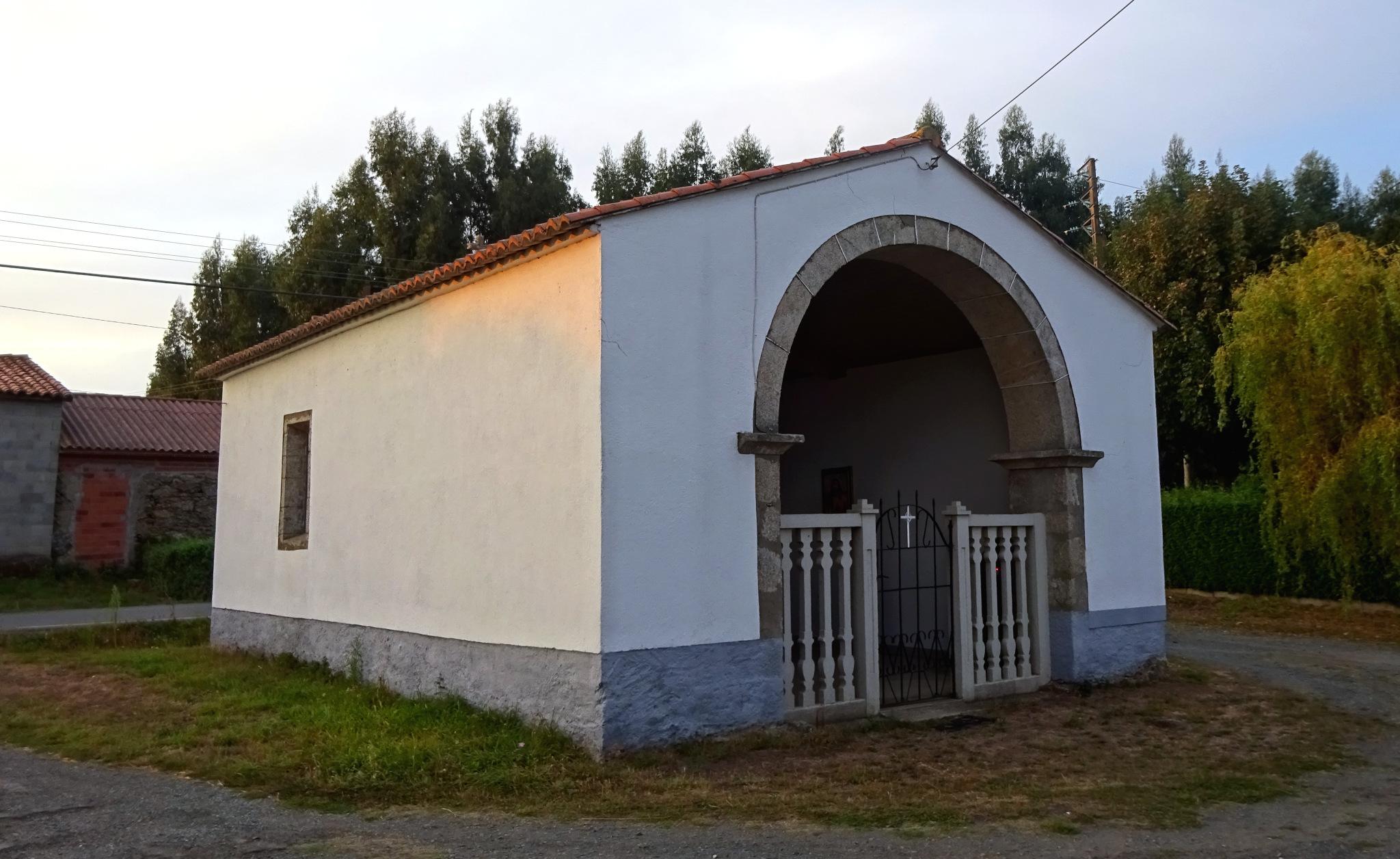 Capela da Santa Cruz de San Benito