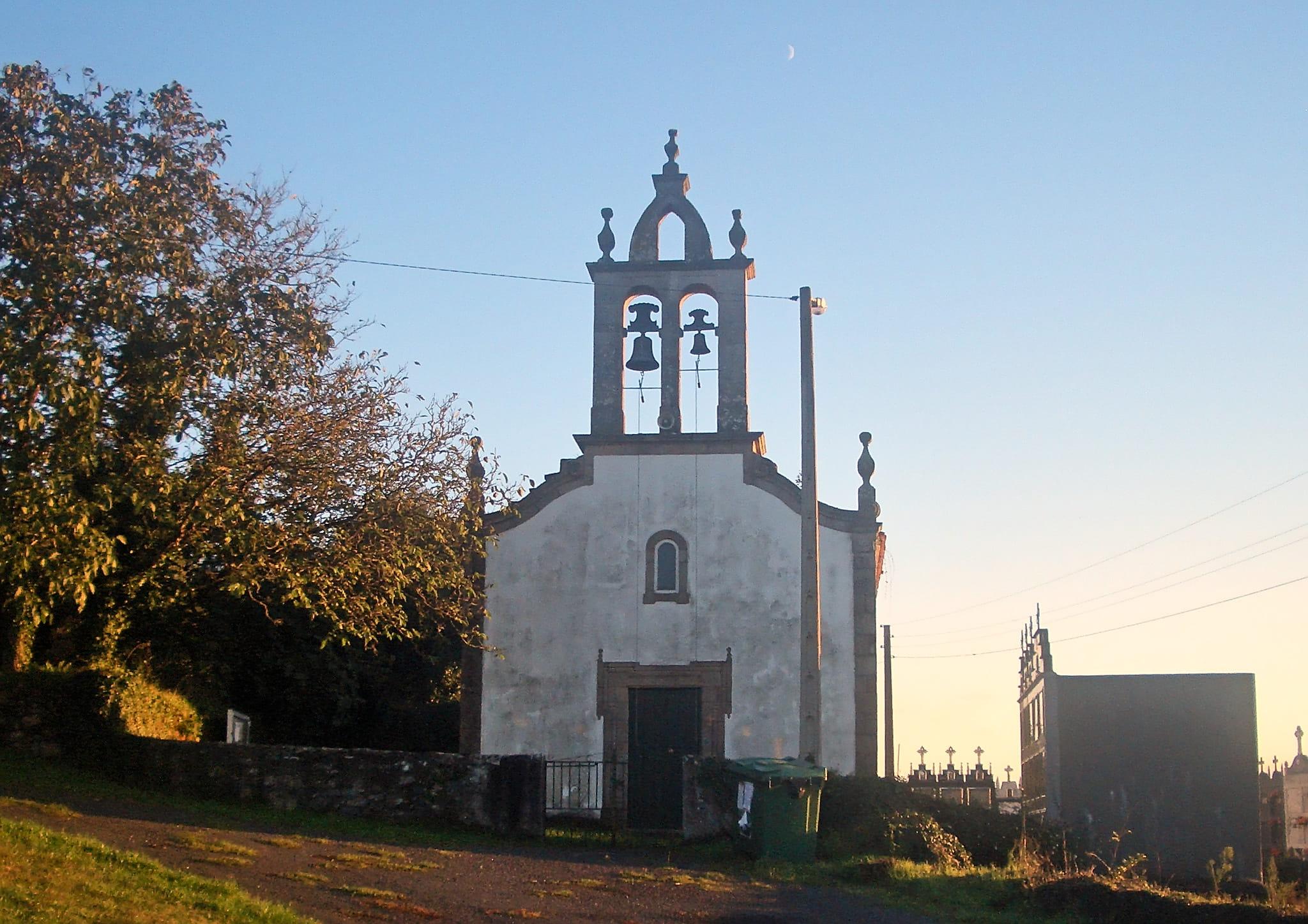 Igrexa de San Pedro de Belmil