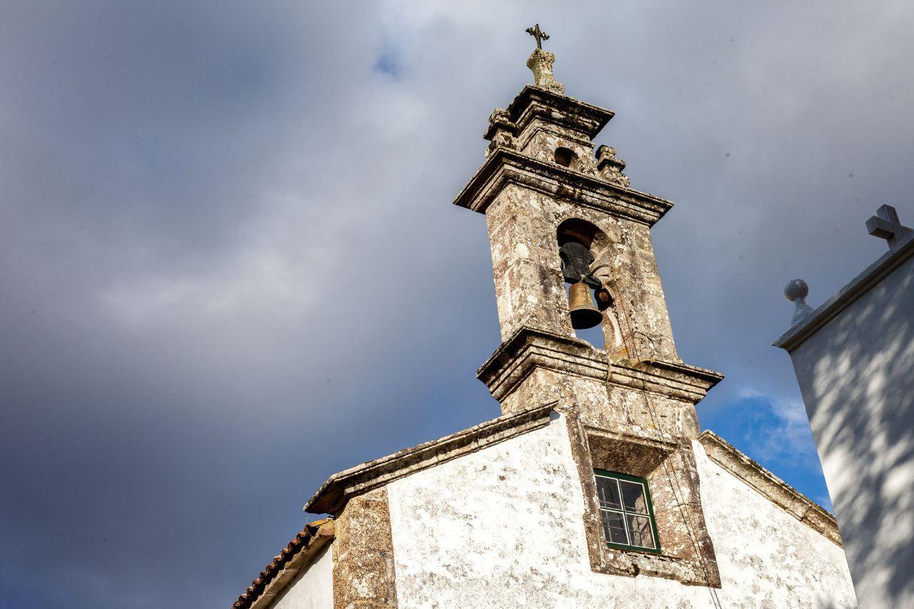 Igrexa de Santo Tomé de Mangoeiro