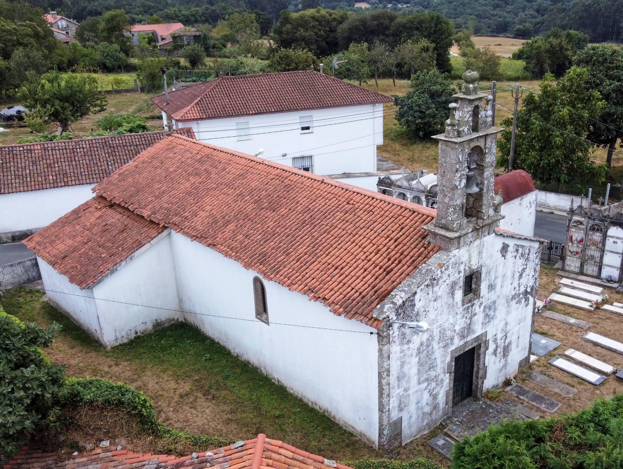 Igrexa de San Pedro de San Román