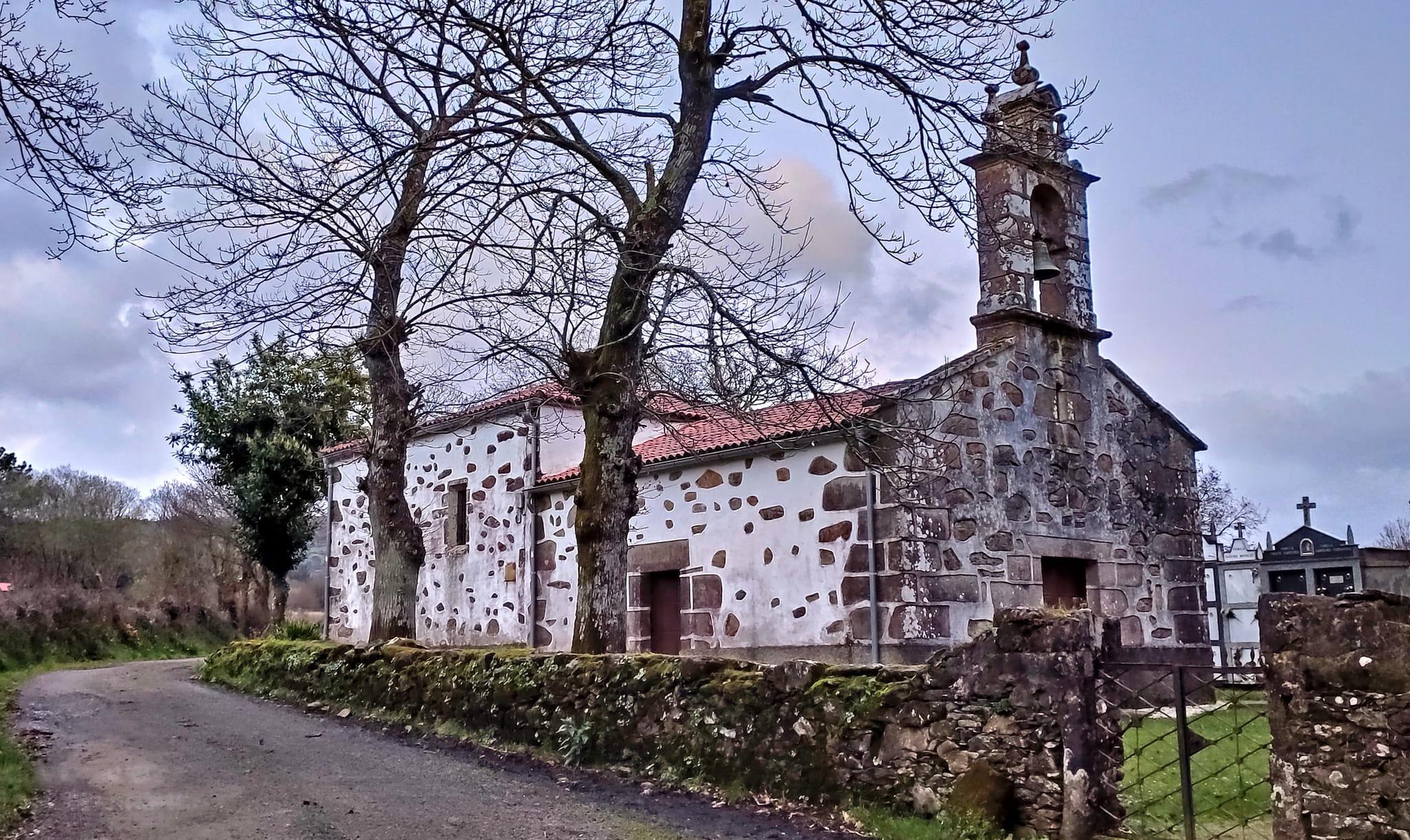 Igrexa de San Pedro do Meire