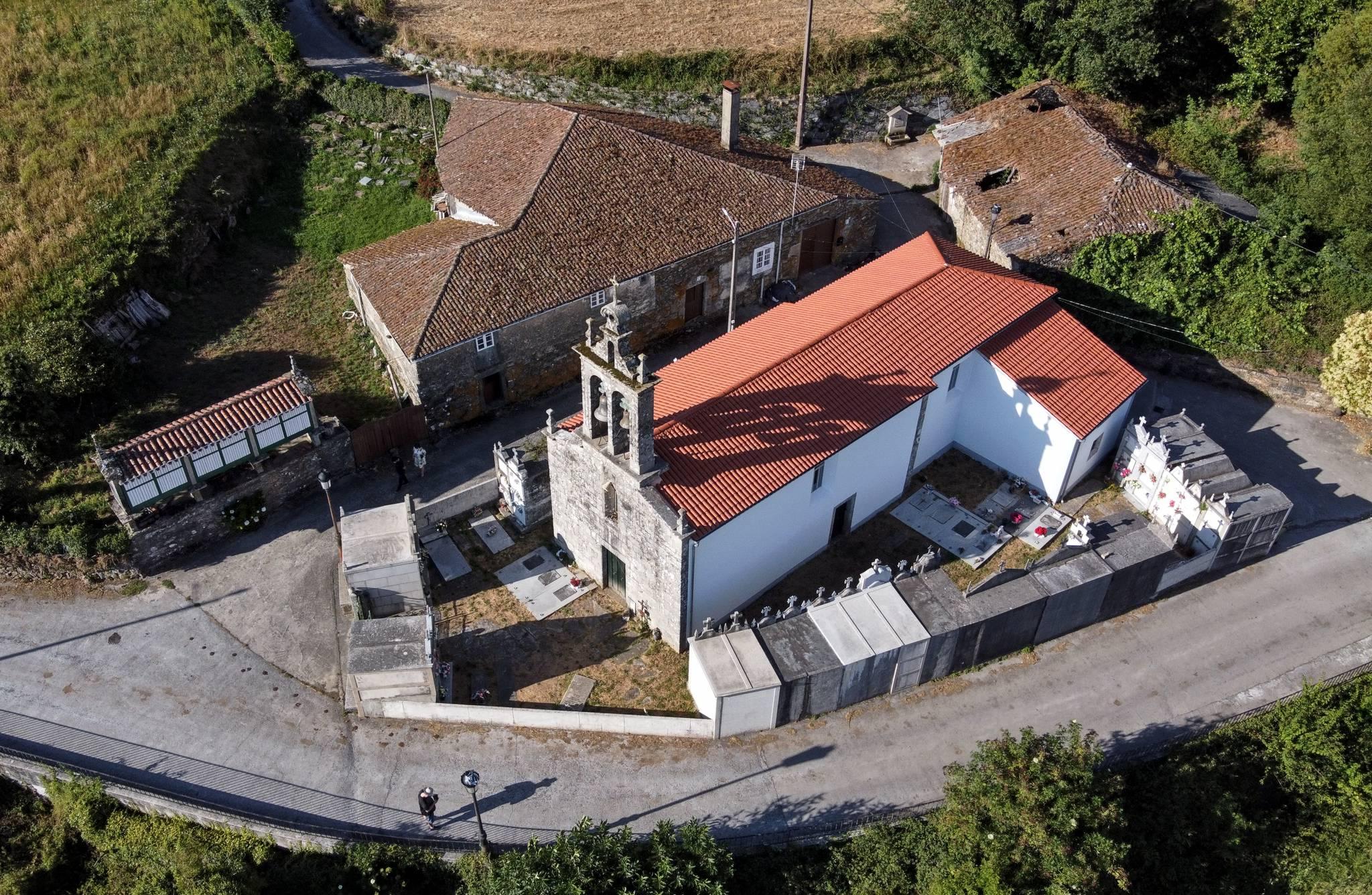 Igrexa de San Estevo de Vilamor