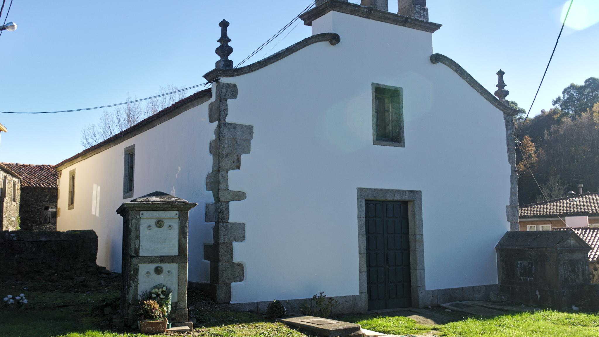 Igrexa de Furelos