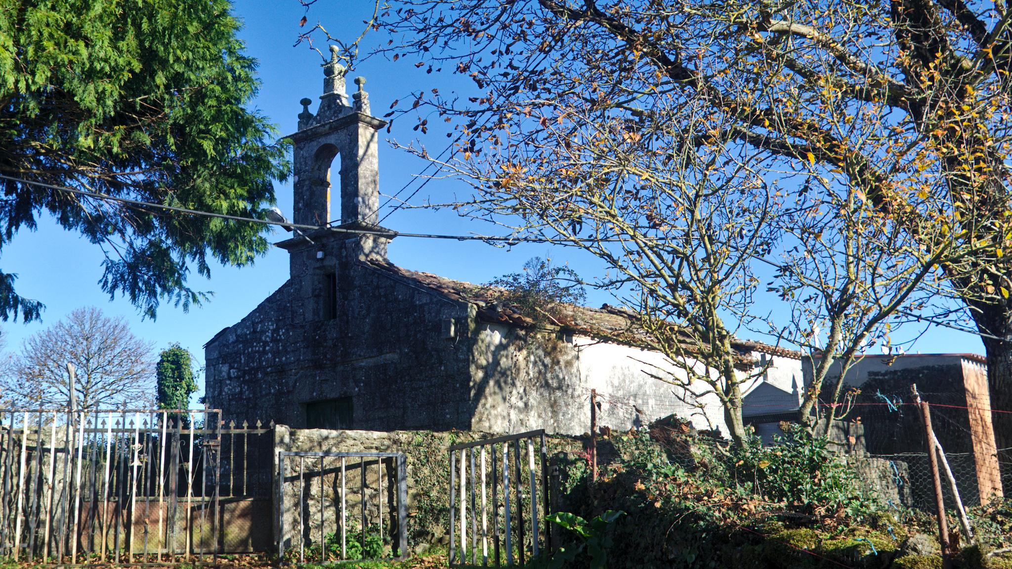 Igrexa vella de Santa María de Vimianzo