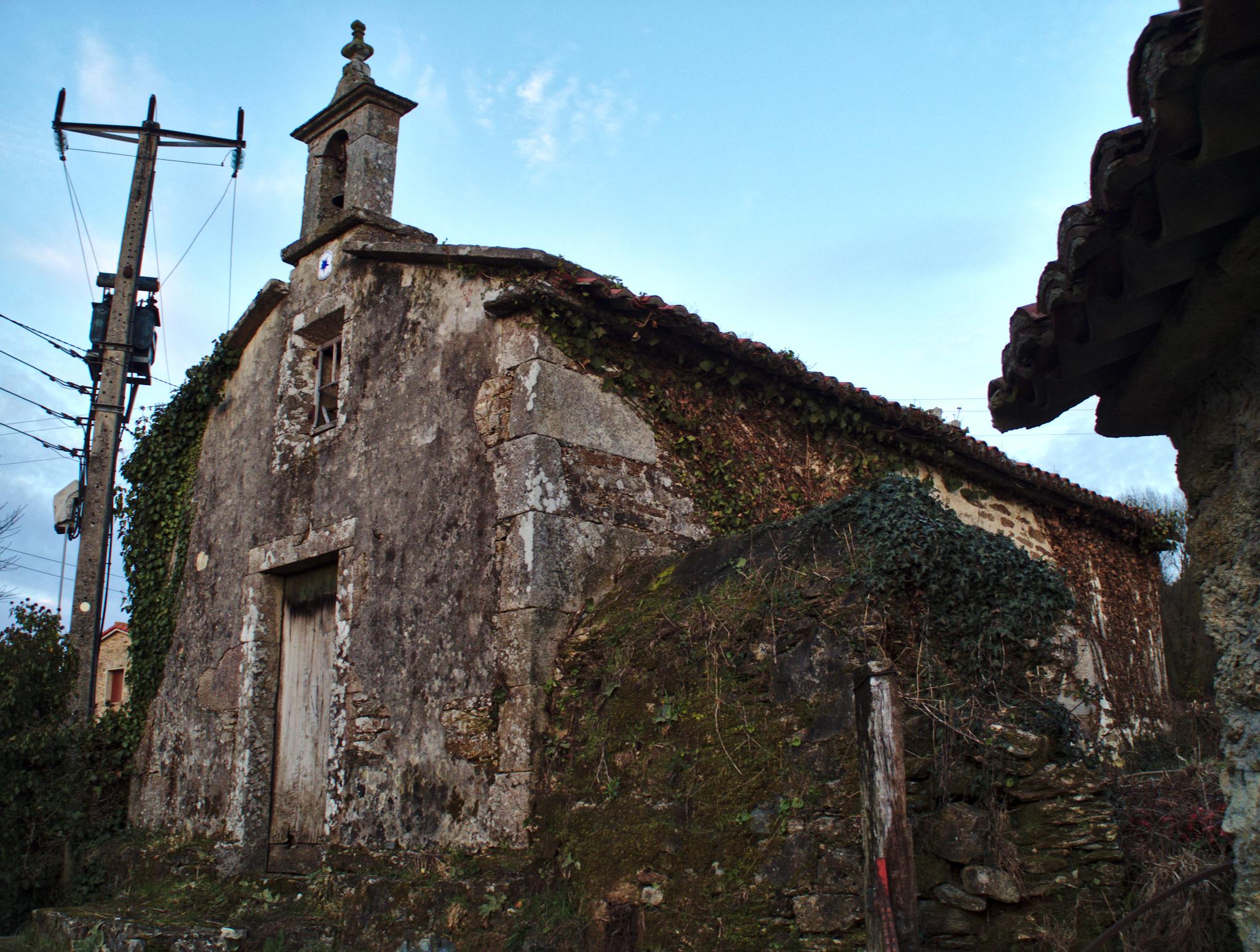 Capela de san Antonio de Trasmundi