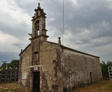 Igrexa parroquial de San Cristovo de Pezobre