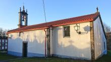 Igrexa de Santa Cristina de Orois