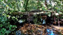 Ponte do muíño de Penas