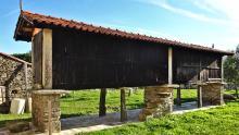 Hórreo de San Román