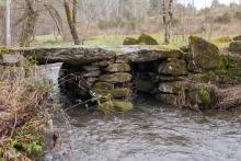 Ponte do muíño de Traspedra