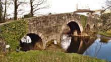 Ponte vella de Furelos